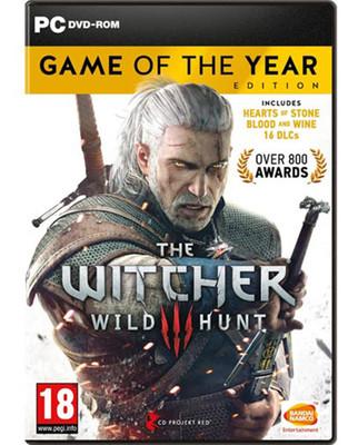 The Witcher 3: Wild Hunt - GOTY PC