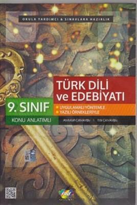 Türk Dili ve Edebiyatı - 9.Sınıf Konu Anlatımlı