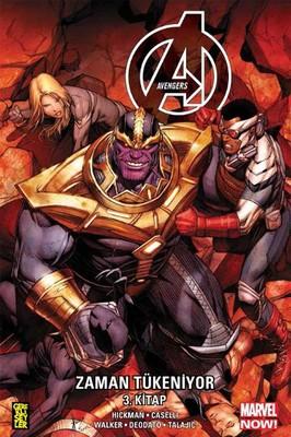 Avengers 3 - Zaman Tükeniyor