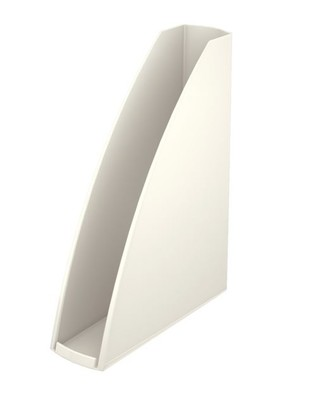 Leitz WOW C&S Karton Kutu Klasör Metalik Beyaz