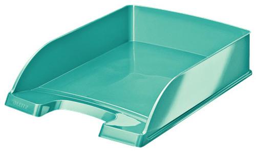 Leitz WOW Evrak Rafı Metalik Buz Mavisi