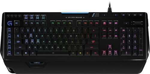 Logitech G910 US Gaming Keyboard