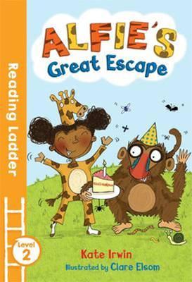 Alfie's Great Escape (Reading Ladder Level 2)