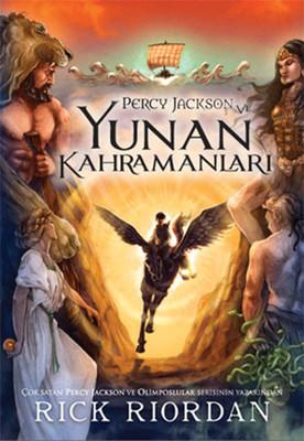 Percy Jackson ve Yunan Kahramanları