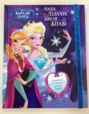 Disney Karlar Ülkesi Sırlar Kitabı