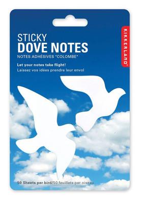 Kikkerland Yapışkanlı Not Kağıdı Güvercin Kık-St67