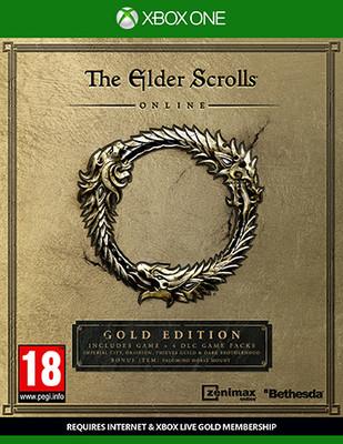 Elder Scrolls Online: Gold Ed. XBOX1