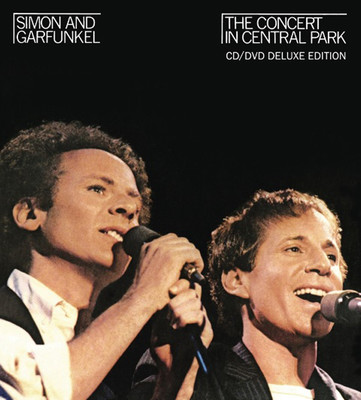 The Concert In Central Park (Deluxe Edition) (CD+ DVD)