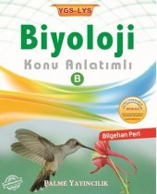 Palme YGS LYS Biyoloji Konu Anlatımlı B
