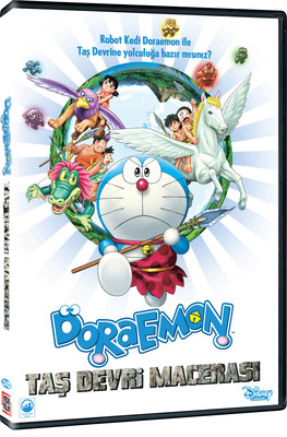 Doraemon: Birth Of Japan - Doraemon: Tas Devri Macerasi