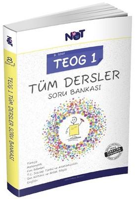 TEOG 1- 8. Sınıf Tüm Dersler Soru Bankası