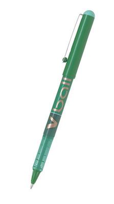 Pilot V-Ball 1.0 - Yeşil Roller Kalem (Bl-Vb10-G)