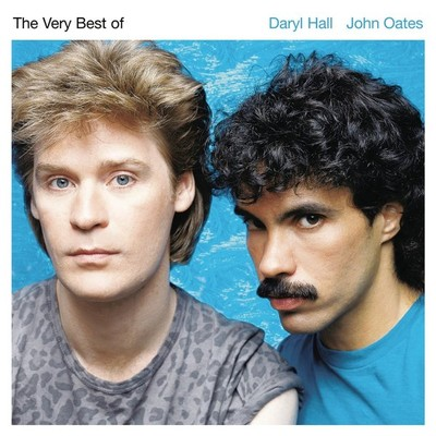 The Very Best Of Daryl Hall &  John Oates 2LP
