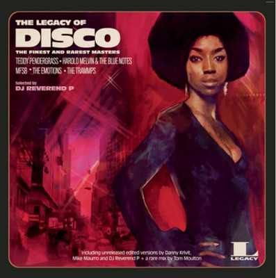 The Legacy of Disco 2 LP