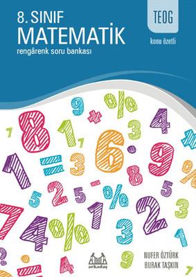 8. Sınıf Matematik-Rengarenk Soru Bankası TEOG