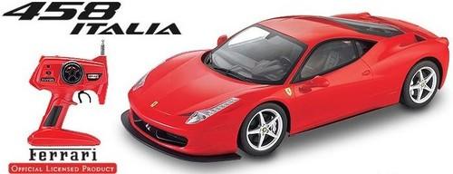 MJX RC Ferrari F458 Italia 8234 1/10