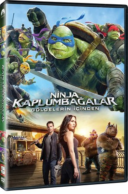 Teenage Mutant Ninja Turtles: Out Of The Shadows - Ninja Kaplumbagalar: Gölgelerin Içinde