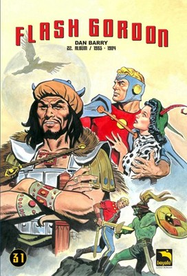 Flash Gordon Cilt 31