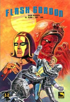 Flash Gordon Cilt 32