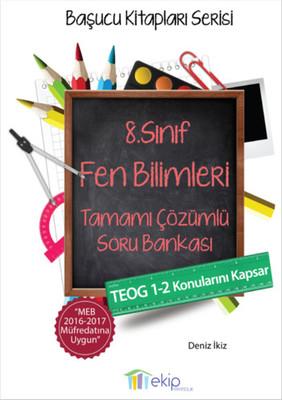 8. Sınıf Fen Bilimleri Tamamı Çözümlü Soru Bankası