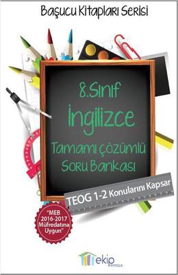 8. Sınıf İngilizce Tamamı Çözümlü Soru Bankası