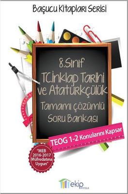 8. Sınıf TC. İnkılap Tarihi ve Atatürkçülük Tamamı Çözümlü Soru Bankası