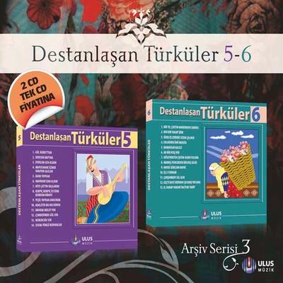 Destanlasan Türküler Arsiv 3  (2 CD)