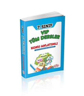 7. Sınıf VIP Tüm Dersler Konu Anlatımlı