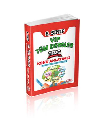 8. Sınıf VIP Tüm Dersler Konu Anlatımlı