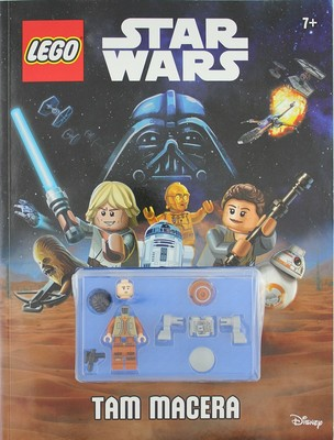 Disney Lego Star Wars Tam Macera