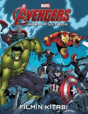 Marvel Avengers Age Of Ultron-Filmin Kitabı