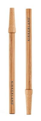 Kikkerland Tükenmez Kalem Bambu 2'li Set KIK-4341-2