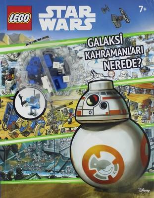 Disney Lego Star Wars Galaksi Kahramanları Nerede?