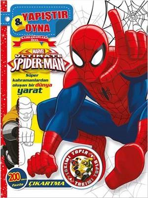 Marvel Ultimate Spiper-Man-Yapıştır ve Oyna