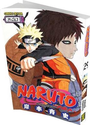 Naruto 29. Cilt