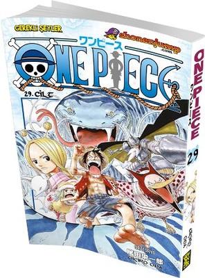 One Piece 29-Oratoryo