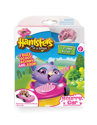 Hamsters-Figür Tekli Paket 5101