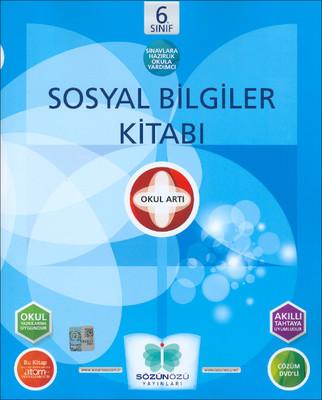 6.Sınıf Okul Artı Kitabı Sosyal Bilgiler Çözüm