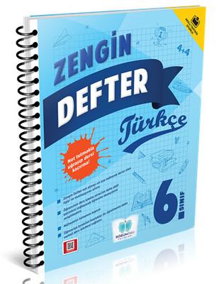 6.Sınıf Zengin Defter Türkçe