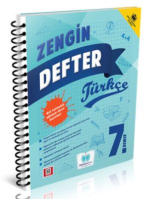 7.Sınıf Zengin Defter Türkçe