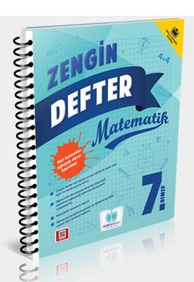 7.Sınıf Zengin Defter Matematik