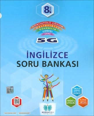 8.Sınıf 5G İngilizce Soru Bankası