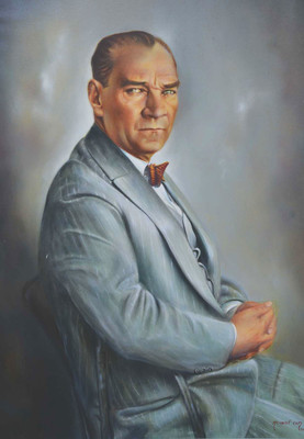Anatolian Puzzle 500 Parça Mustafa Kemal Atatürk 3592