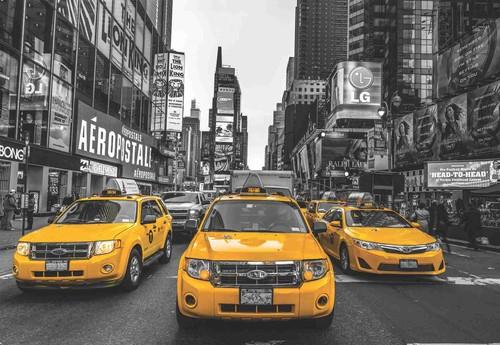 Anatolian Puzzle 2000 Parça New York Taxi 3938