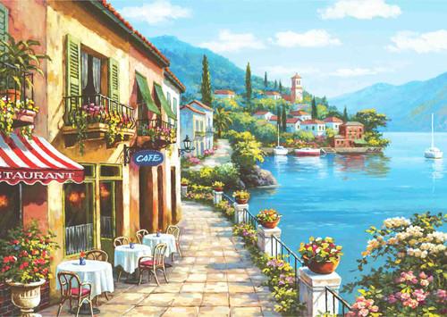 Anatolian Puzzle 3000 Parça Overlook Cafe I 4909