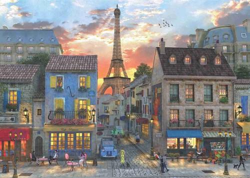Anatolian Puzzle Paris Sokakları 3000 Parça 4910