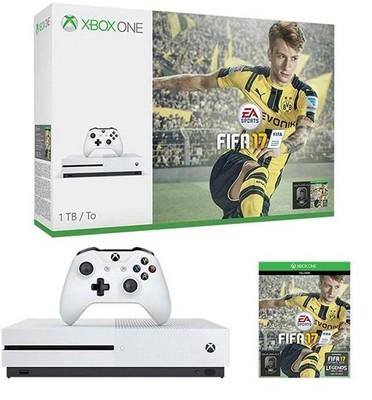 XBOX1 S 500 GB FIFA 17