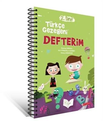 Türkçe Gezegeni 2. Sınıf Defterim