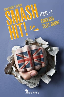 TEOG-1 English Test Book-Smash Hit!