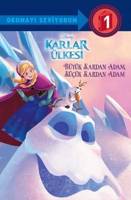 Disney Okumayı Seviyorum 1-Karlar Ülkesi-Büyük Kardan Adam Küçük Kardan Adam